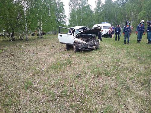 Роковой вираж. В ДТП в Аргаяшском районе погиб человек