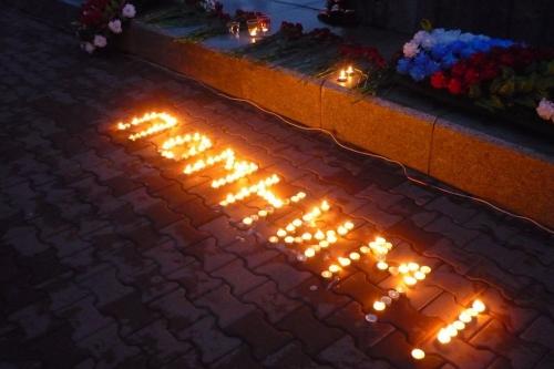 Поклонимся великим тем годам. Южноуральцы примут участие во всероссийской акции «Свеча памяти»