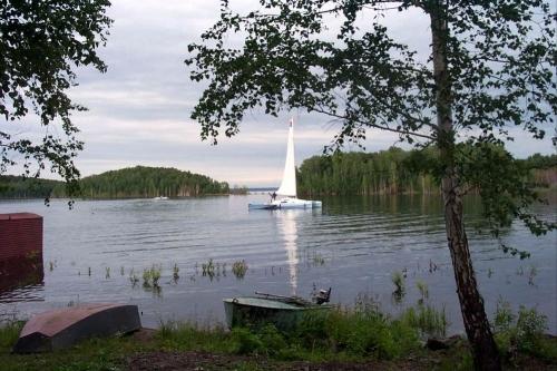 Рыбное место. Озеро Увильды вошло в пятёрку самых богатых водоёмов Южного Урала