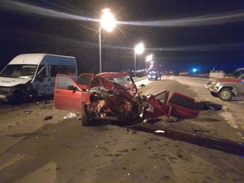 Ему было 26. В Аргаяшском районе в дорожной аварии погиб водитель легковушки