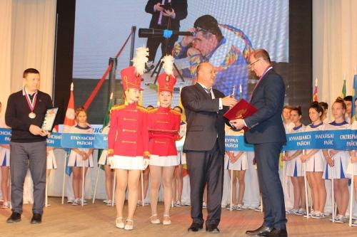 В тройке лидеров. Аргаяшский район – призёр спартакиады «Уральская метелица»