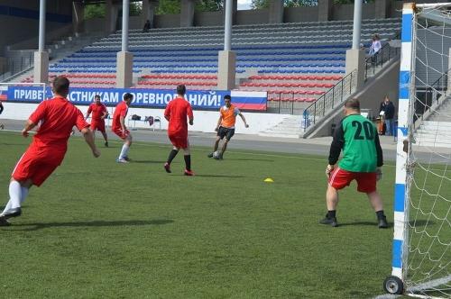 В спортивной форме. Аргаяшские правоохранители стали призёрами соревнований по мини-футболу